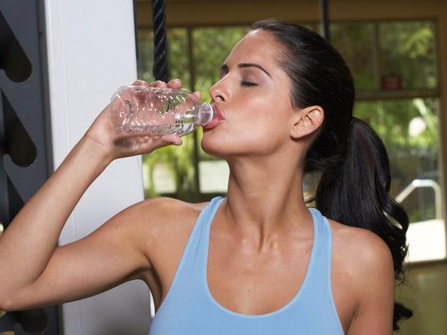 2 стакана воды перед едой для похудения